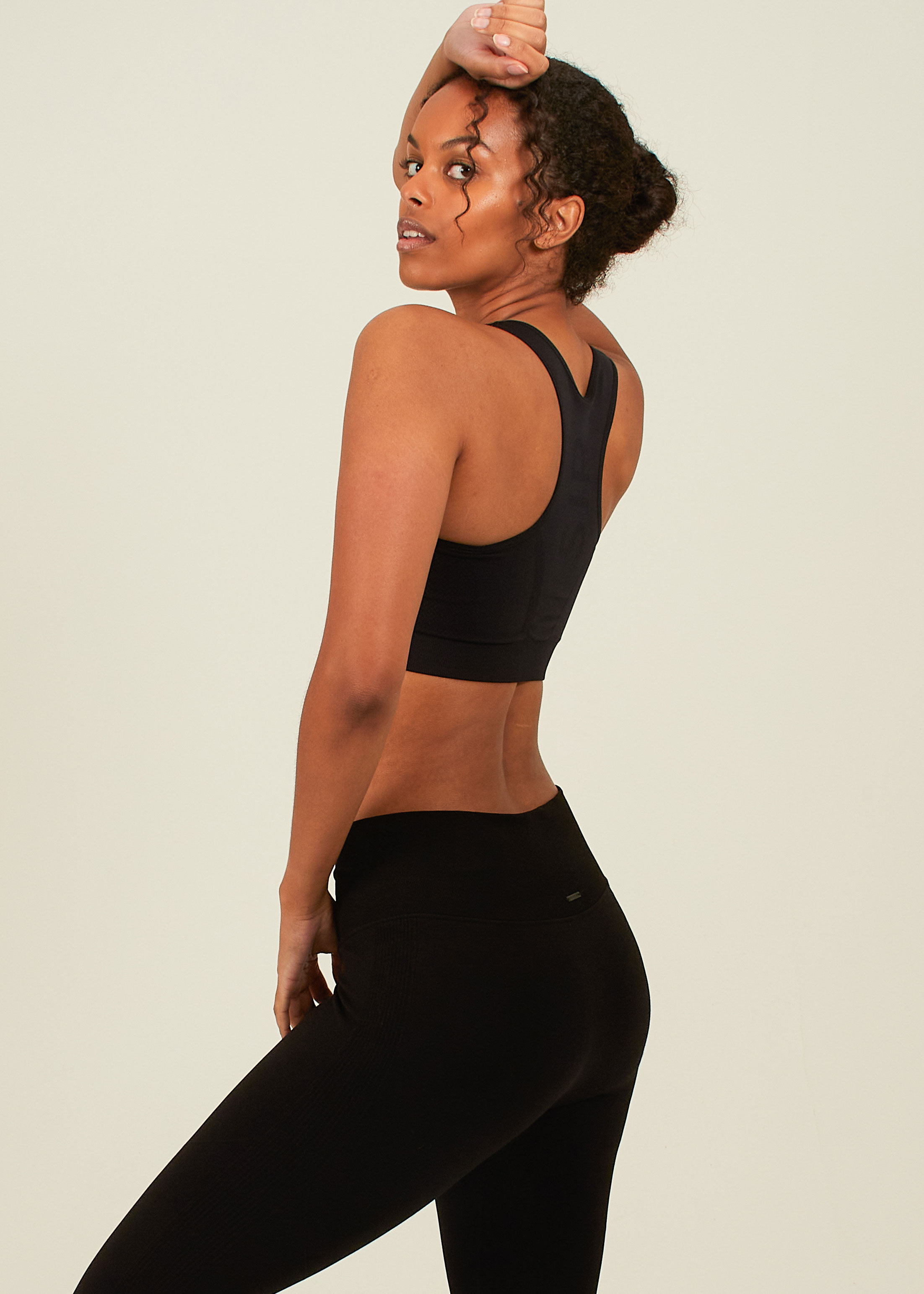 SHOP THE LOOK - SEAMLESS BLACK